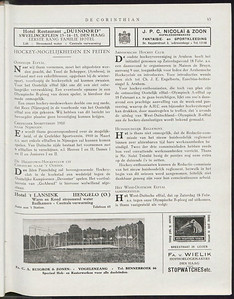 19280203 Hightown.   De Corinthian 3 februari 1928.