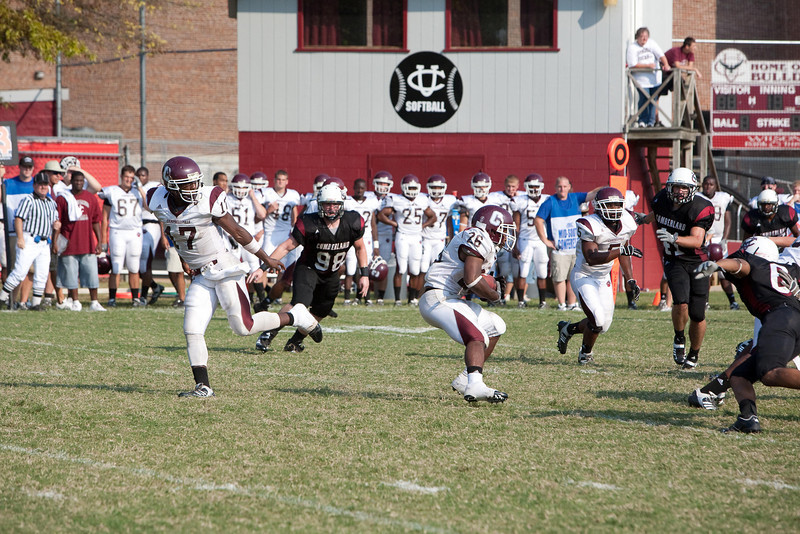 Cumberland Football - CT-1196