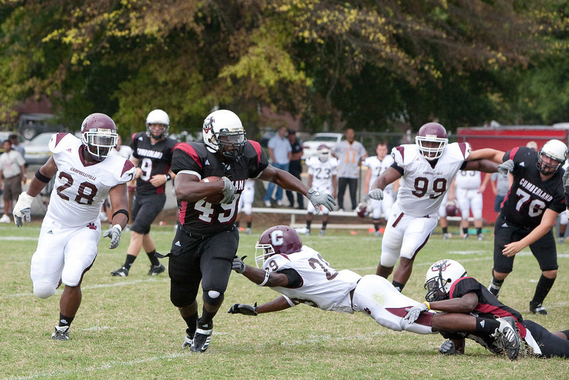 Cumberland Football - CT-0987