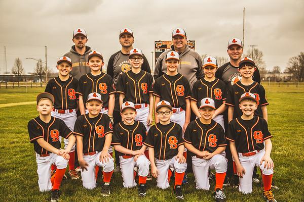 Orange Sox 2017 10 under