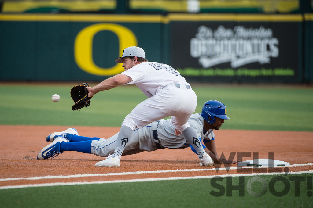 Oregon Ducks vs. UCSB Gauchos