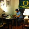 vs Oregon, Nov 10, 2012.  Oregon, 59-17.