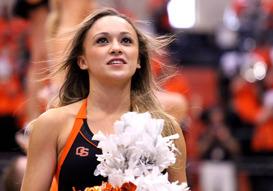 Oregon State Band, Cheer and Dance
