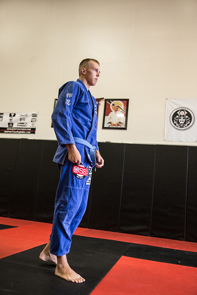 Oregon's Best Blue Belt Competition