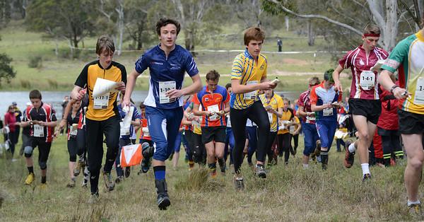 2013 Australian Orienteering Championships - ACT