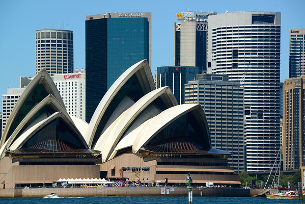 2014 - Christmas 5 Days - Sydney