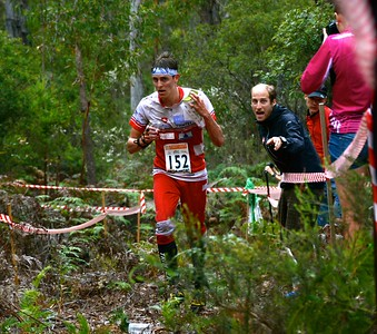 2015 - World Cup Round 1 - Middle Distance - Tasmania