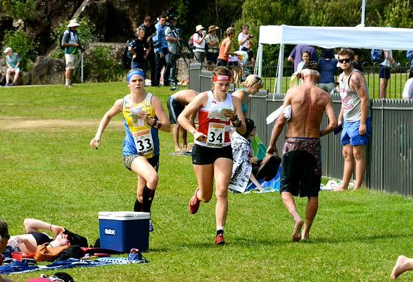 2015 - World Cup Round 1 - Sprint Heats - Tasmania