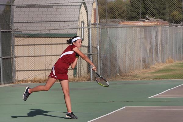 Orosi Girls Tennis