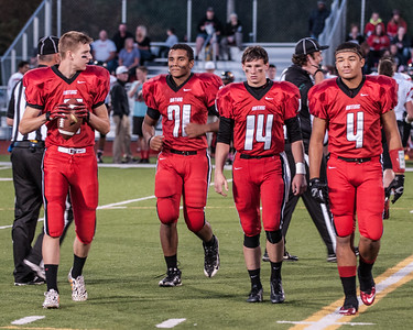 Orting Vs Franklin Pierce 2014-15