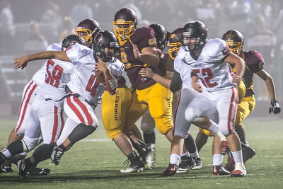 Orting Vs White River 2014-36