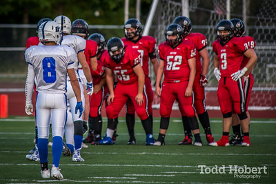 Orting Football Vs Eatonville 2015_16