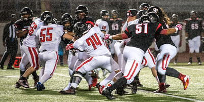Orting Football Vs Franklin Pierce 2015_12