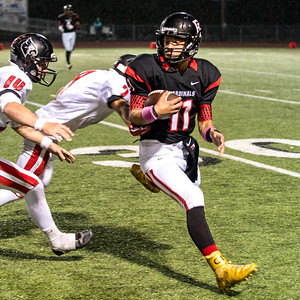 Orting Football Vs Franklin Pierce 2015_4