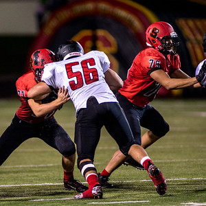 Orting Football Vs Steilacoom 2015_31