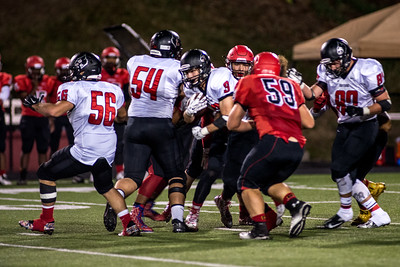 Orting Football Vs Steilacoom 2015_24