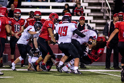 Orting Football Vs Steilacoom 2015_27