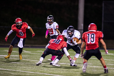 Orting Football Vs Steilacoom 2015_19