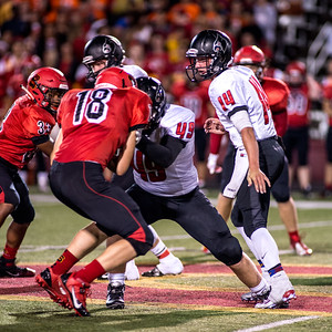 Orting Football Vs Steilacoom 2015_44