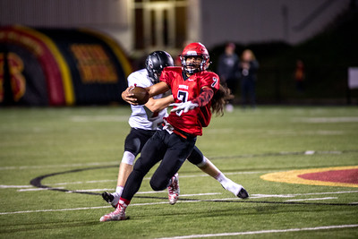Orting Football Vs Steilacoom 2015_38