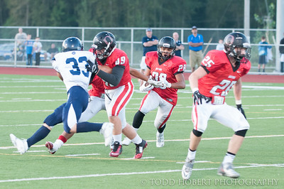 Orting vs Cascade Christian 2-10