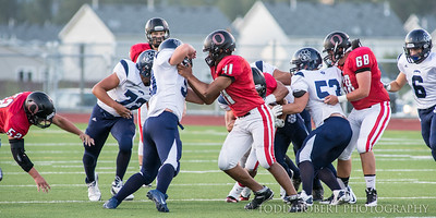 Orting vs Cascade Christian-90