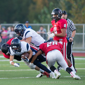 Orting vs Cascade Christian-43
