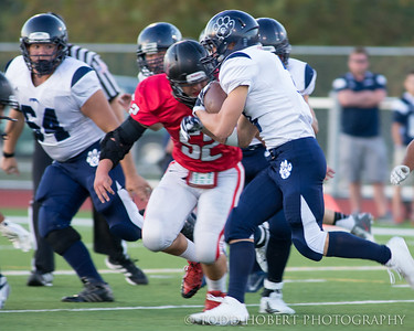 Orting vs Cascade Christian-39