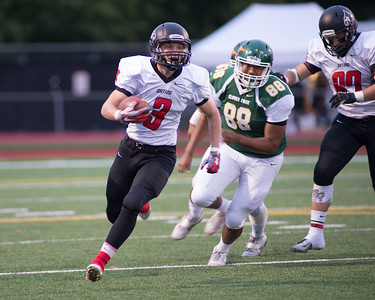 Orting Football Vs Clover Park 2015_2