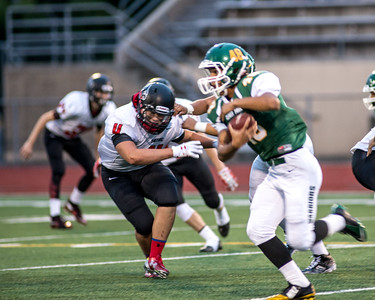 Orting Football Vs Clover Park 2015_22
