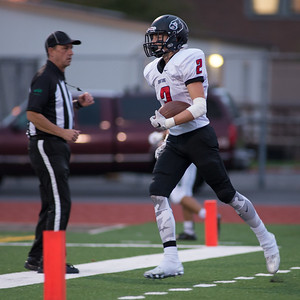 Orting Football Vs Clover Park 2015_12