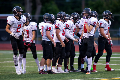 Orting Football Vs Clover Park 2015_15