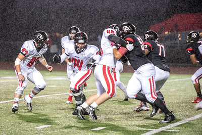 Orting Football Vs Franklin Pierce 2015_8
