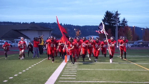 Orting Football Vs River Ridge 2015_1