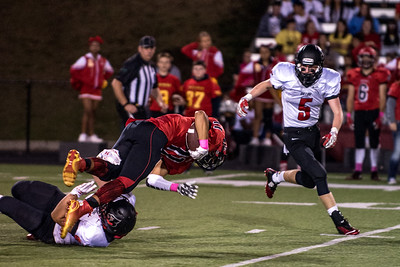 Orting Football Vs Steilacoom 2015_12