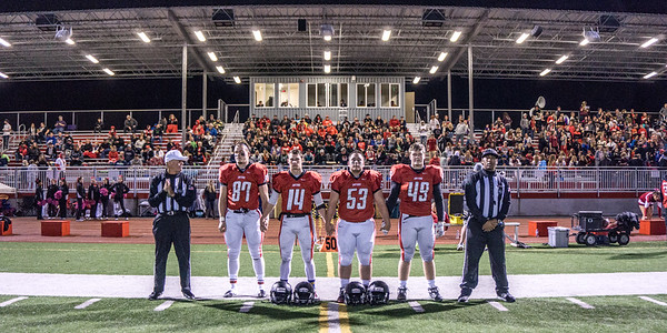 Orting Football Vs White River 2015_16