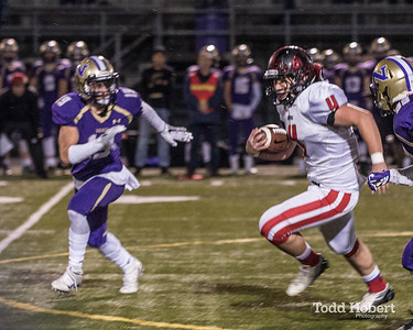 Orting Football Vs North Kitsap 2016_16