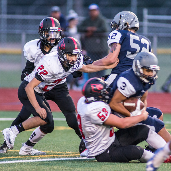 Orting Football Vs River Ridge 2017_32