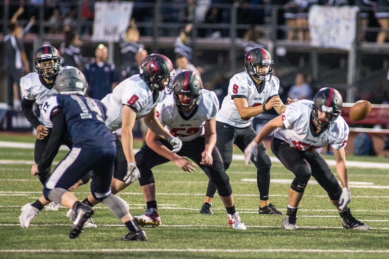 Orting Football Vs River Ridge 2017_57