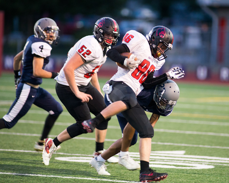 Orting Football Vs River Ridge 2017_41