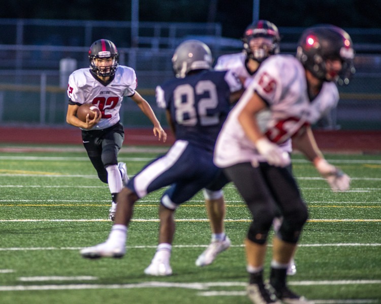 Orting Football Vs River Ridge 2017_48