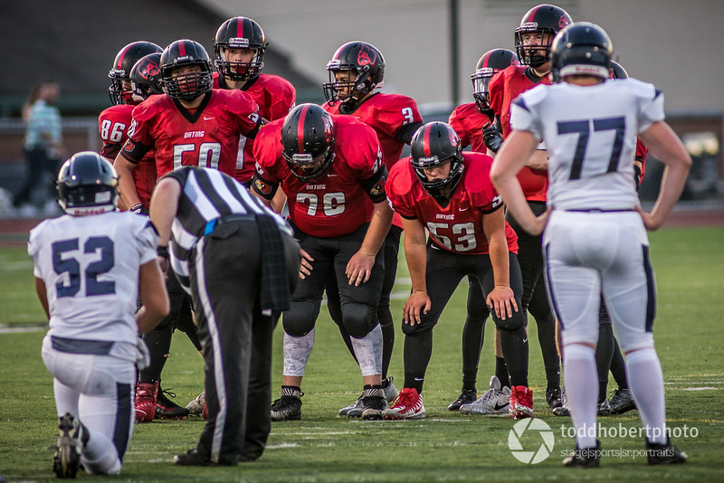 Orting Football Vs Cascade Christian 2017_50