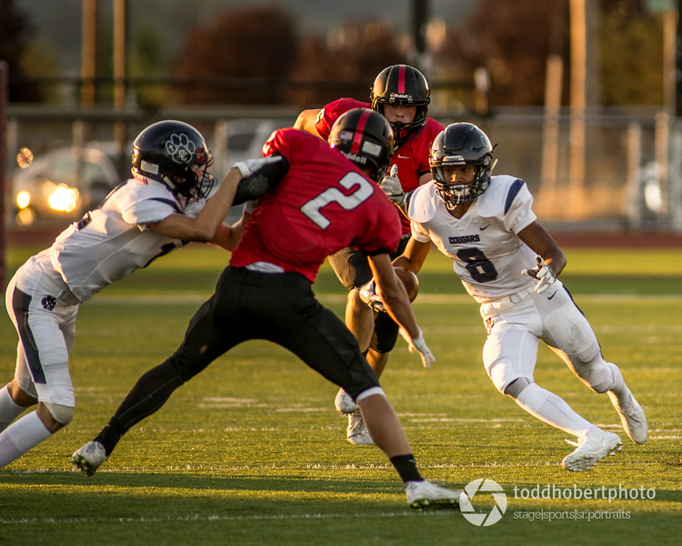 Orting Football Vs Cascade Christian 2017_15