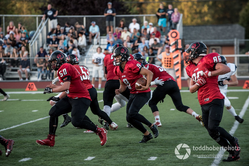 Orting Football Vs Cascade Christian 2017_23