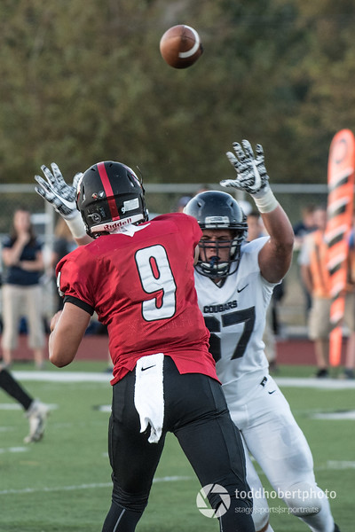 Orting Football Vs Cascade Christian 2017_29