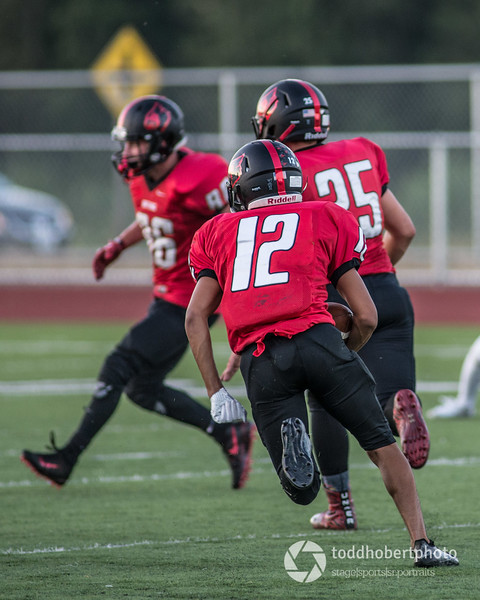 Orting Football Vs Cascade Christian 2017_31