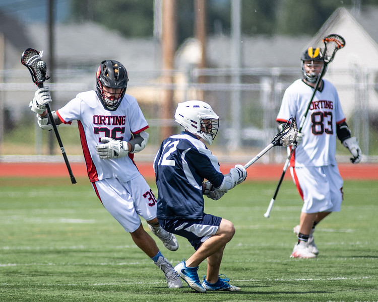 Orting Lacrosse Vs Montesano Home 2019-30