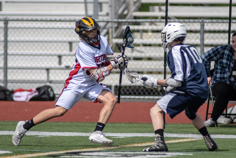 Orting Lacrosse Vs Montesano Home 2019-40