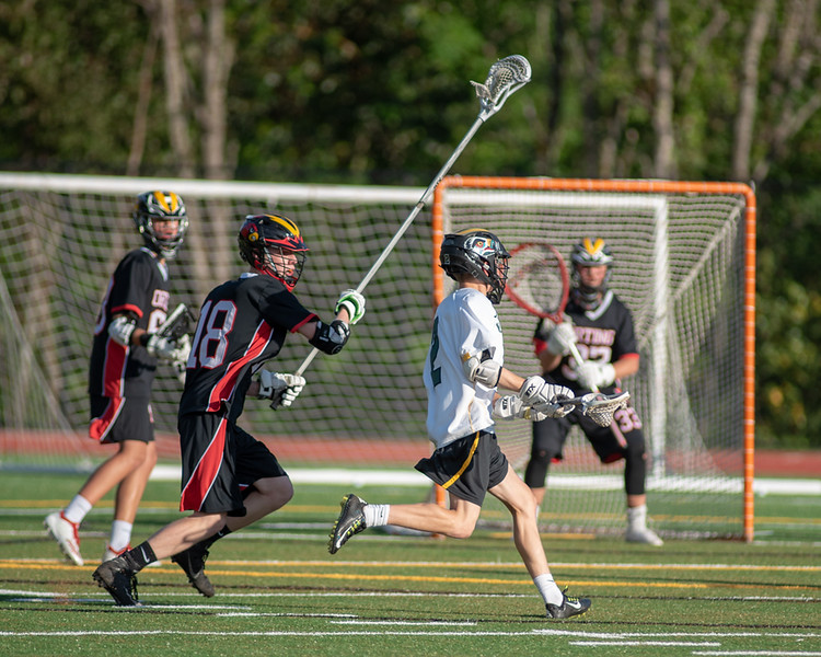Orting Lacrosse Vs Vashon Away 2019-22