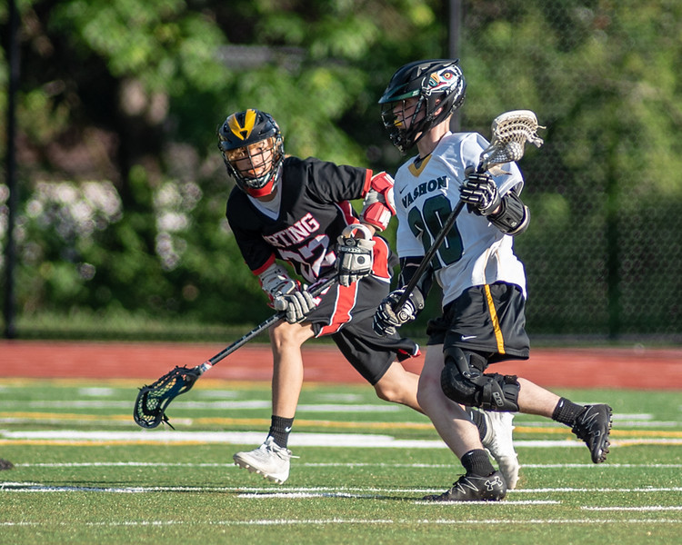 Orting Lacrosse Vs Vashon Away 2019-21